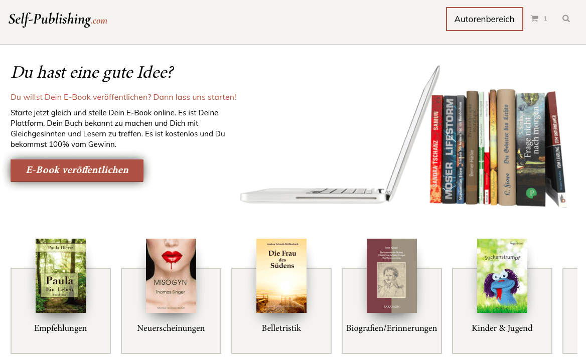 Self-Publishing.com
