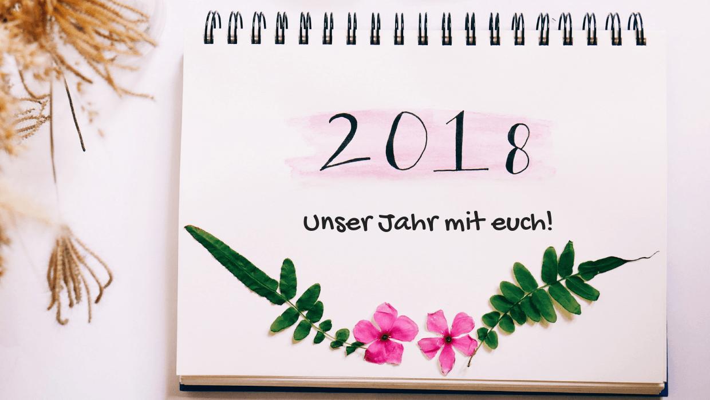 Autorenberater, Unser Jahr mit euch!